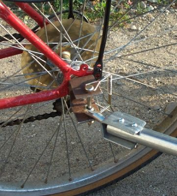 Fan Mail 2 Bicycle Trailer Bike Trailer Bike Trailer Hitch