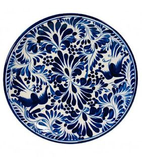 Talavera. One of these to hang in the living room entry way.