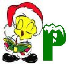 Oh my Alfabetos!: Alfabeto navideño de Piolín cantando.