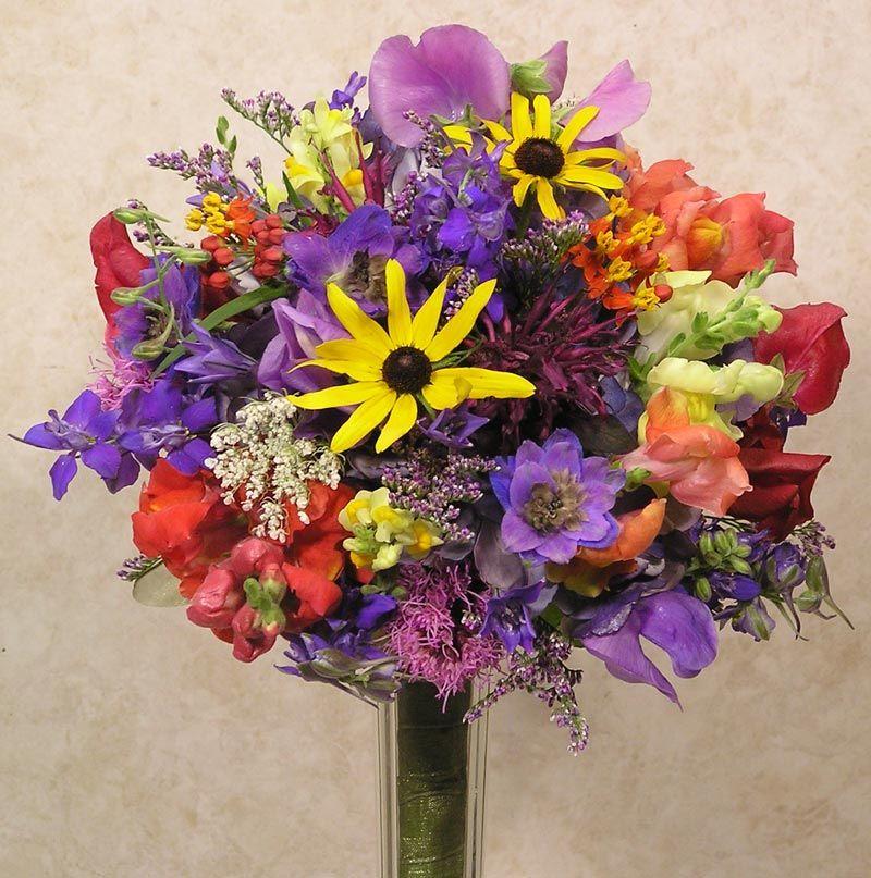 Wild Flowers For Weddings: Copyright © 2010 Abundance Acres
