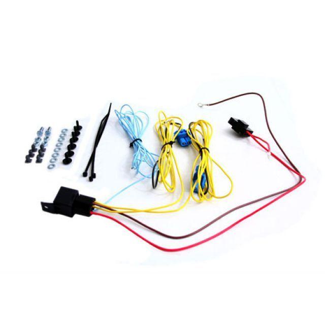 9006 Fog Light Wiring Kit for MK5 & MK6 - Parts4Euro.com | FORD ...