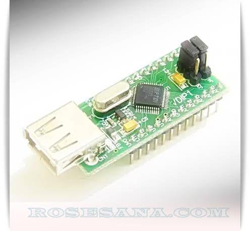 Vdip1 Vnc1l Mcu Usb Host Arduino Usb Usb Mcu