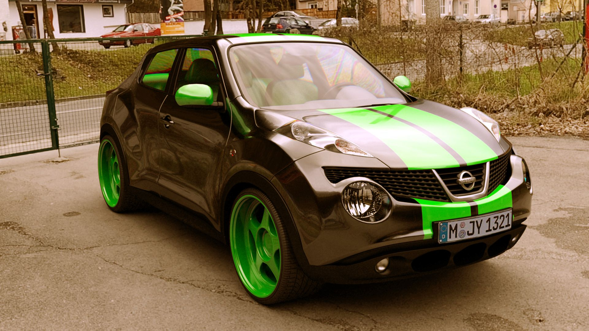 4583d585000a4d2494cd9e8ca931ced2 Take A Look About Nissan Juke Custom with Fabulous Photos Cars Review