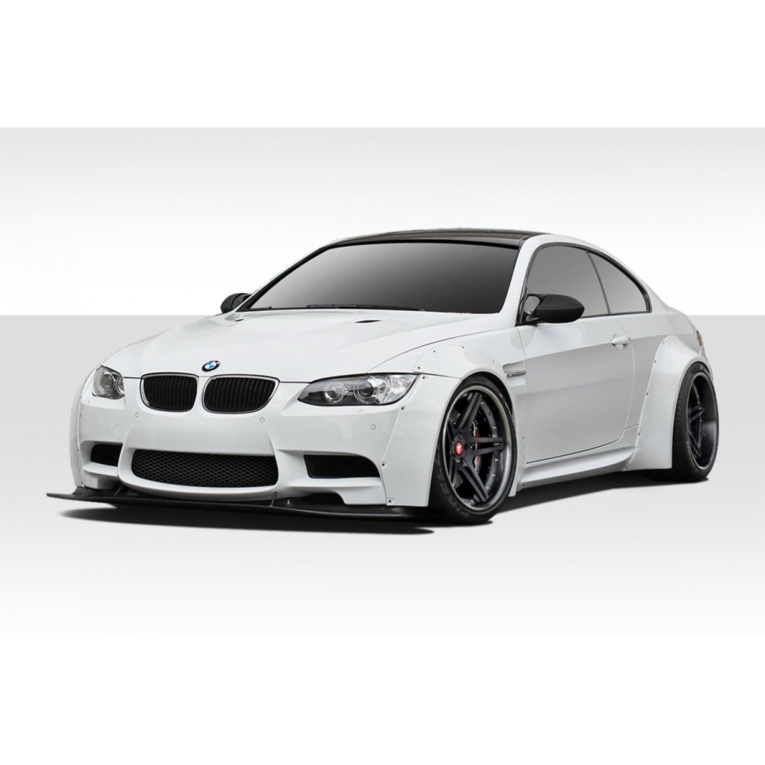 2007 2013 Bmw M3 E92 E93 Duraflex Circuit Wide Body Kit 8 Piece