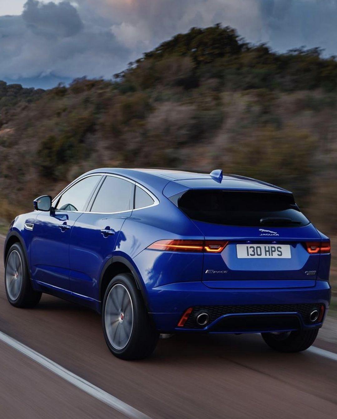 Jaguar E pace Range rover supercharged, Jaguar, Luxury suv