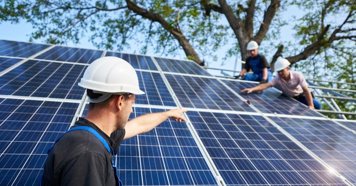 Residential Commercial Solar To Roofing We Have Got You Covered In 2020 Solar Installation Solar Solar Panels