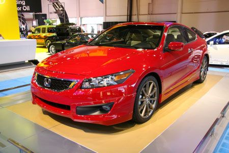 Sema 2007 Honda Accord Coupe Hfp Concept You Can Build Yourself
