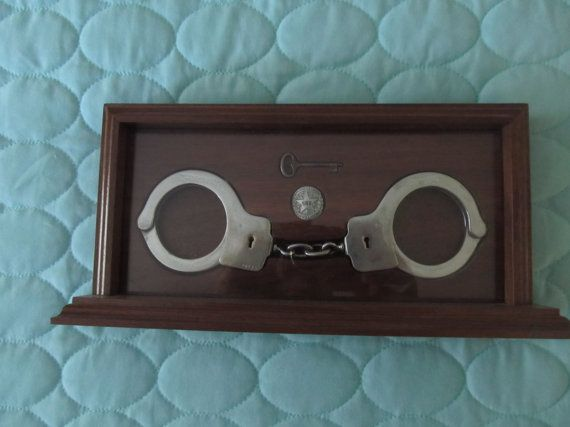 Personal handcuff display by cuffems on etsy - Cool things to buy for your room ...