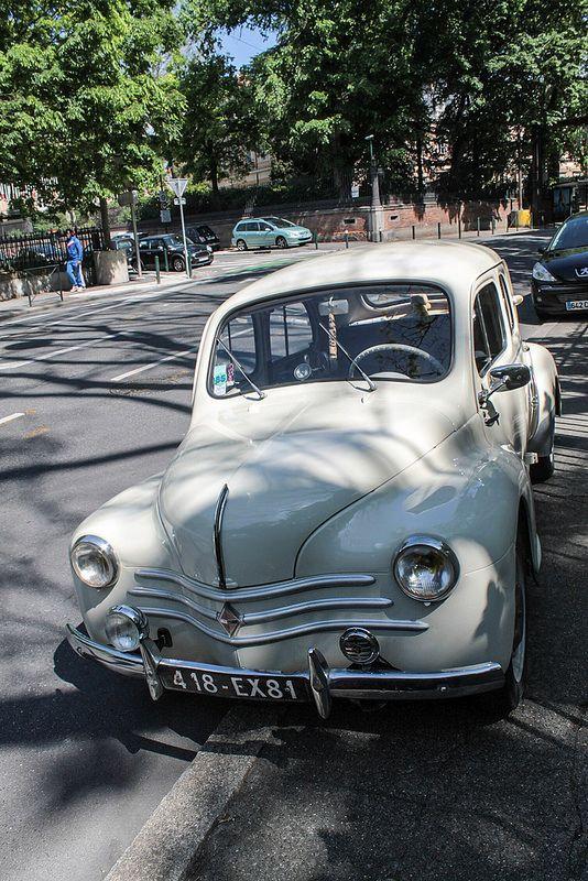 Renault 4 Cv Renault 4 Renault Classic Cars