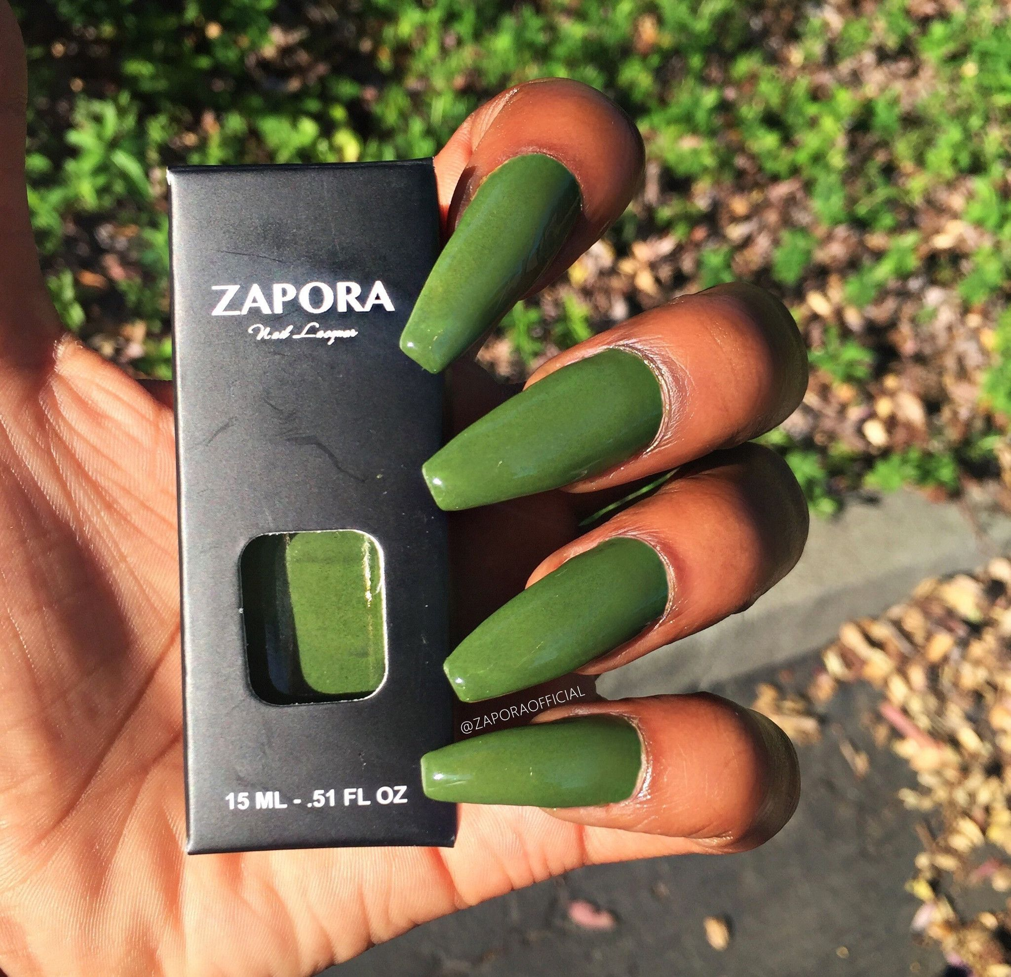 LADY CADET – ZAPORA Nail Lacquer | Doll Me Up | Pinterest | Diseños ...