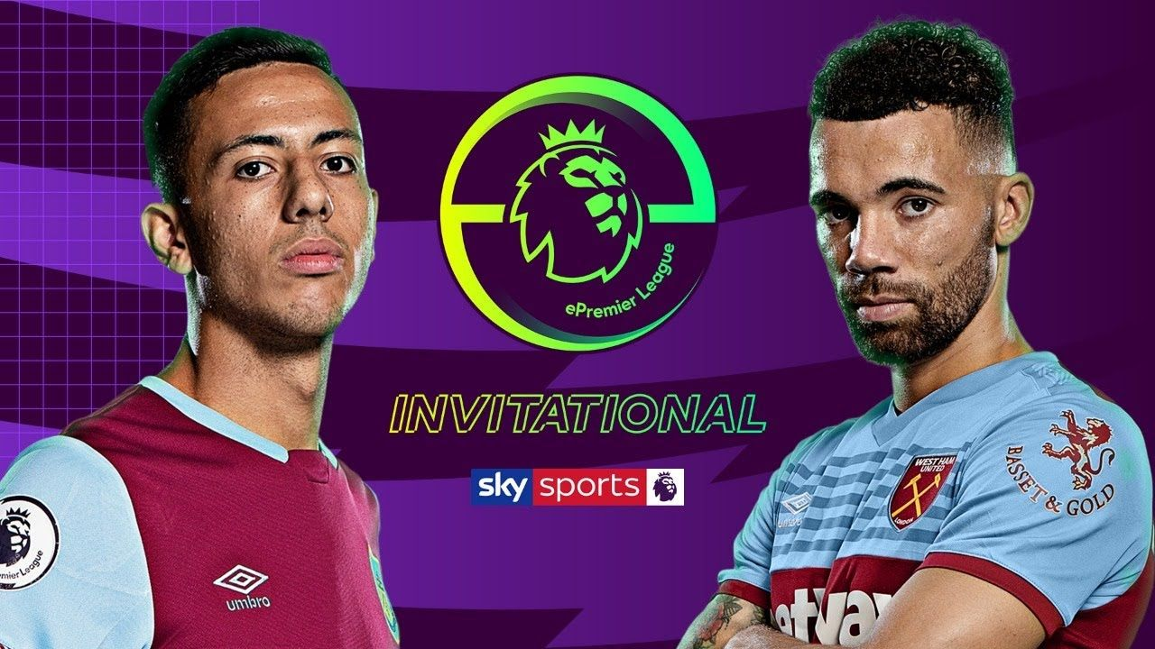 Dwight Mcneil Vs Ryan Fredericks Burnley Vs West Ham Epl Invitational 2020 In 2020 Epl Premier League Burnley Mcneil