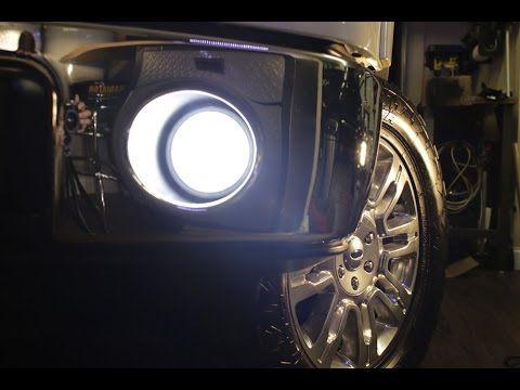 How To Install F150 09 14 Cree Led Fog Lights F150leds Com Led Fog Lights Cree Led F150