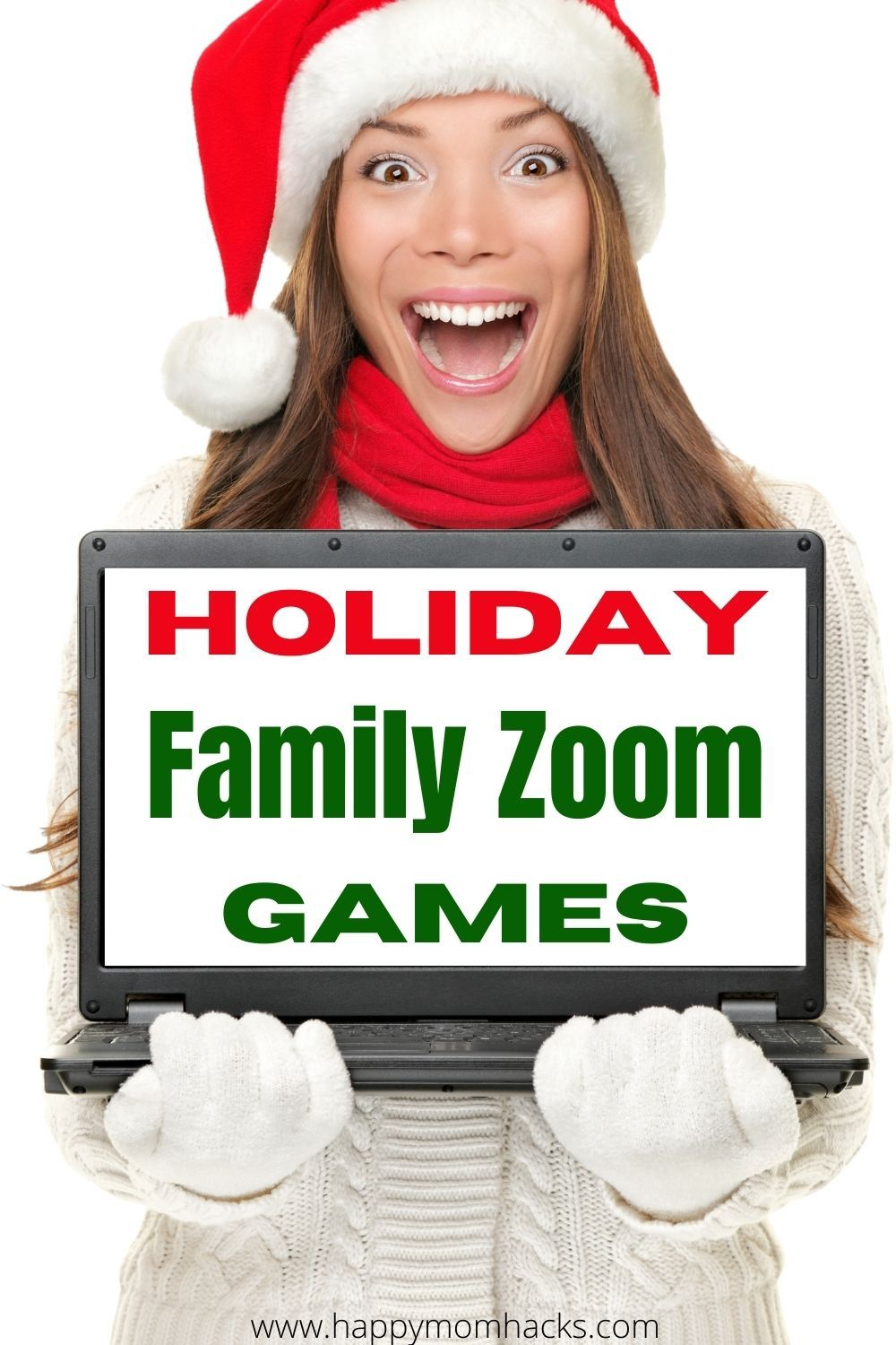 15 Best Games To Play On Zoom With Kids Happy Mom Hacks In 2020 Kids Party Games Fun Holiday Games Christmas Trivia Games