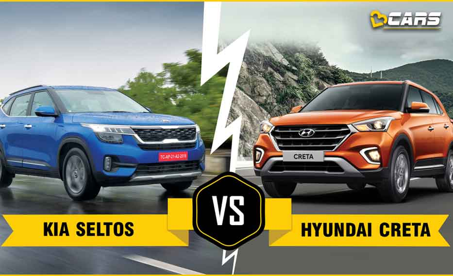 Kia Seltos Htk Vs Hyundai Creta E Comparison Which Car To Buy Hyundai Kia Car