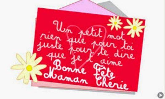 Image result for carte de voeux mother day
