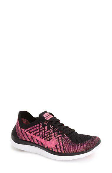 Nike 'Free 4.0 Flyknit' Running Shoe (Women   Womens running