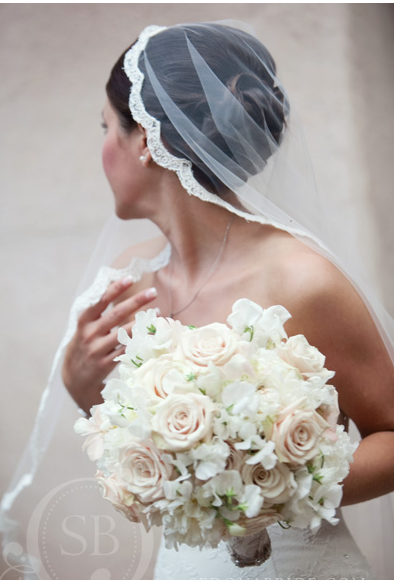 The Great Mantilla Veil Debate   Traditional veil or Mantilla -What do you think?