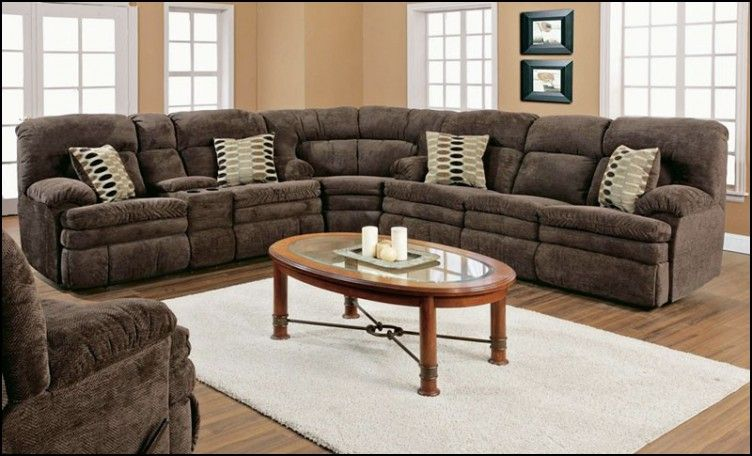 Reclinable Sectional Sofas