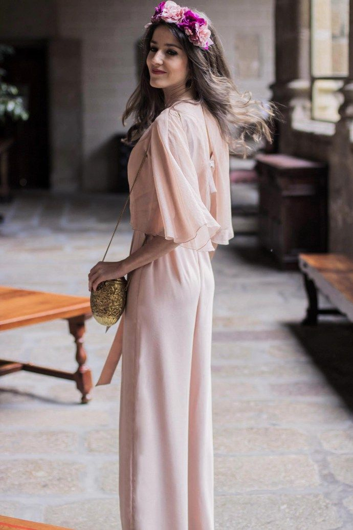 invitada boda zara mono | novias en 2019 | pinterest | dress with