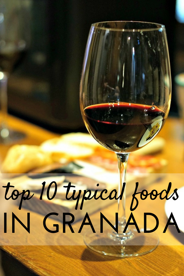 Try all these amazing Granada dishes!