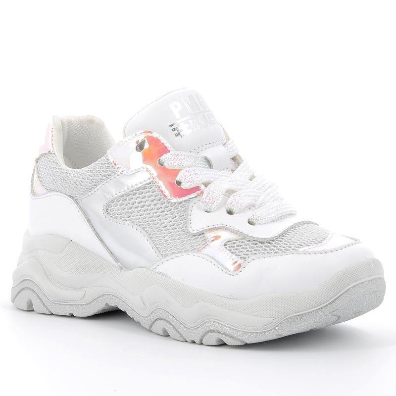 Primigi 5381111 Buty Trampki Sneakersy Dla Dzieci Bialy Baby Shoes Sneakers Nike Nike Huarache