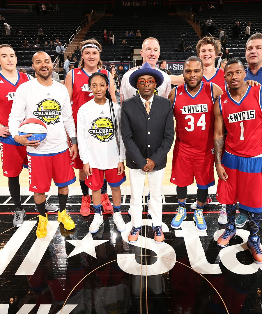 Nba Celebrity All Star Game 2015 Dujour All Star Nba Celebrities