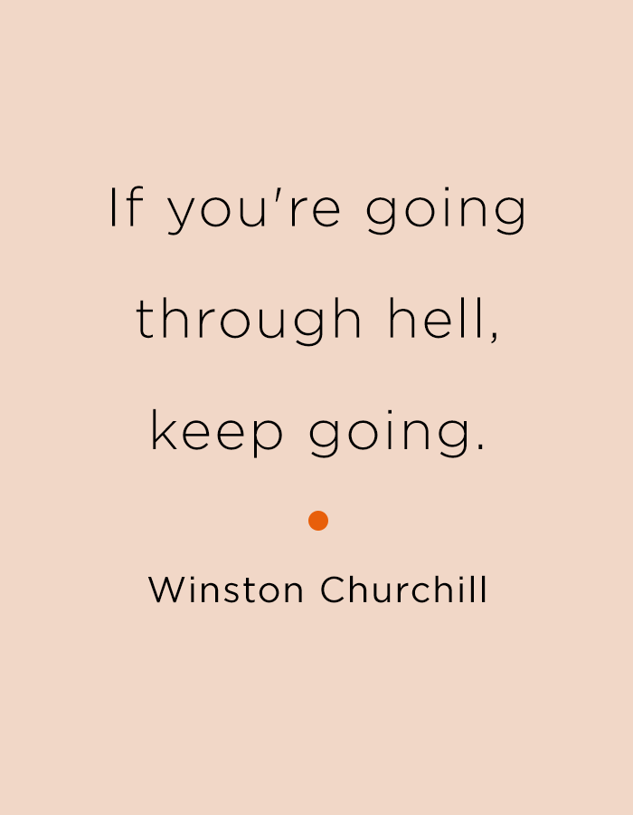Keep Going Quotes Brilliant Positive Thoughts To Keep You Going  Quotes  Pinterest  Devil