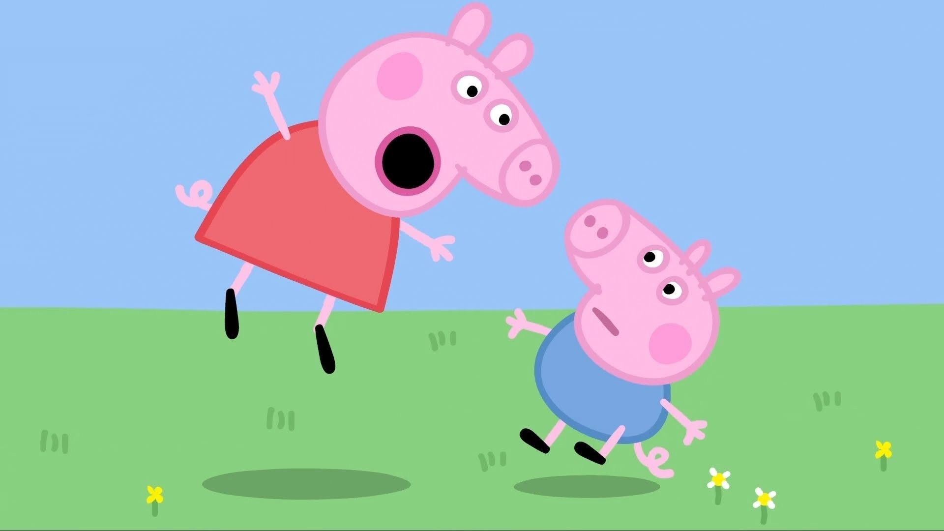 68+ Peppa Pig Wallpapers on WallpaperPlay Pig wallpaper