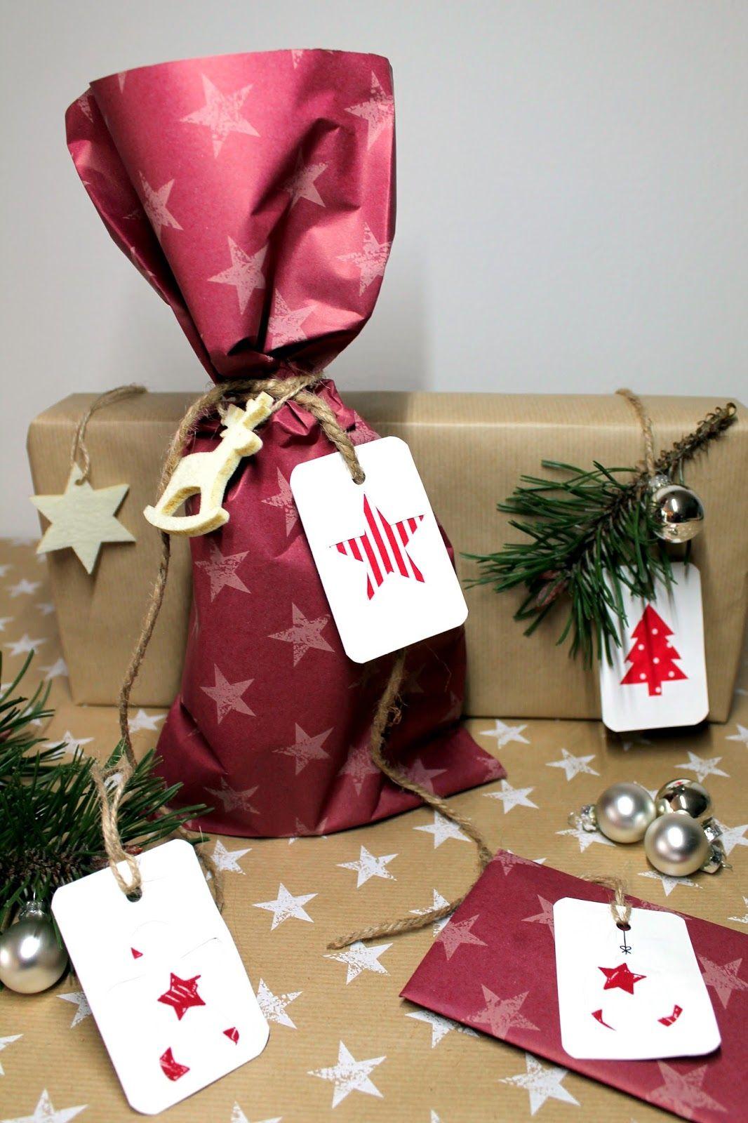 es ist weihnachtszeit diy weihnachtsgeschenkanh nger mit. Black Bedroom Furniture Sets. Home Design Ideas