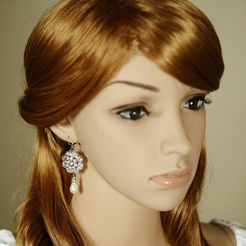 28+ Teardrop pearl earrings wedding info