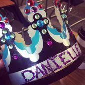 My Senior Crown  DIY