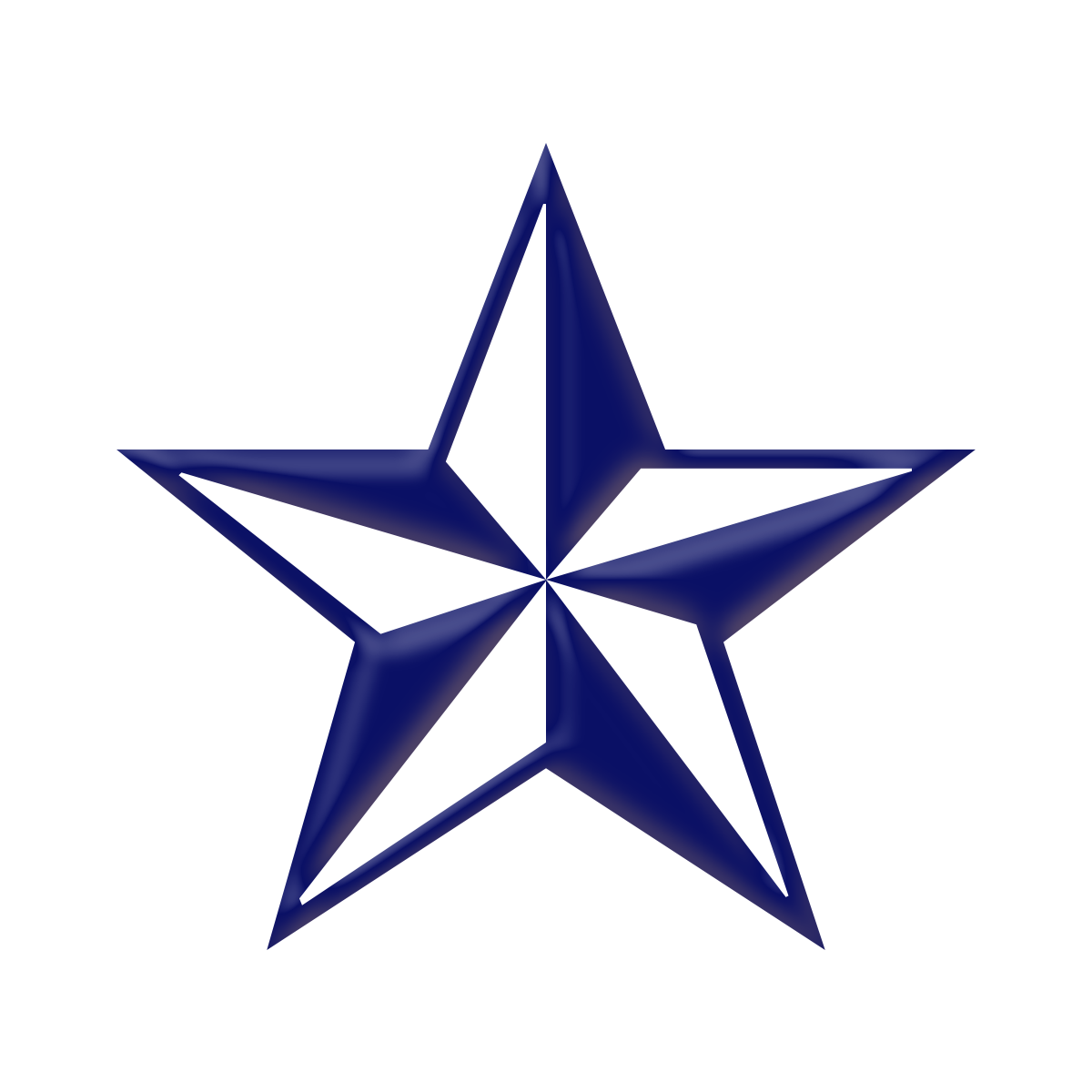 Free Download High Quality Blue 3d Star Icon Png Transparent Background This Is Vector Blue Star Png Icon Image It Ca Transparent Background 3d Star Star Logo