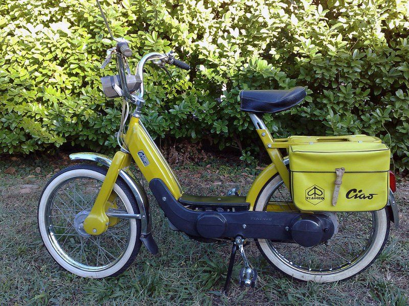 the beauty of ciao piaggio mopeds pinterest yamaha. Black Bedroom Furniture Sets. Home Design Ideas