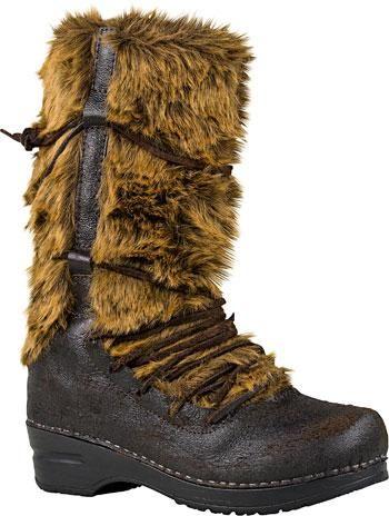Wixen Boot Color Brown Sanita Clogs Boots Boots Combat