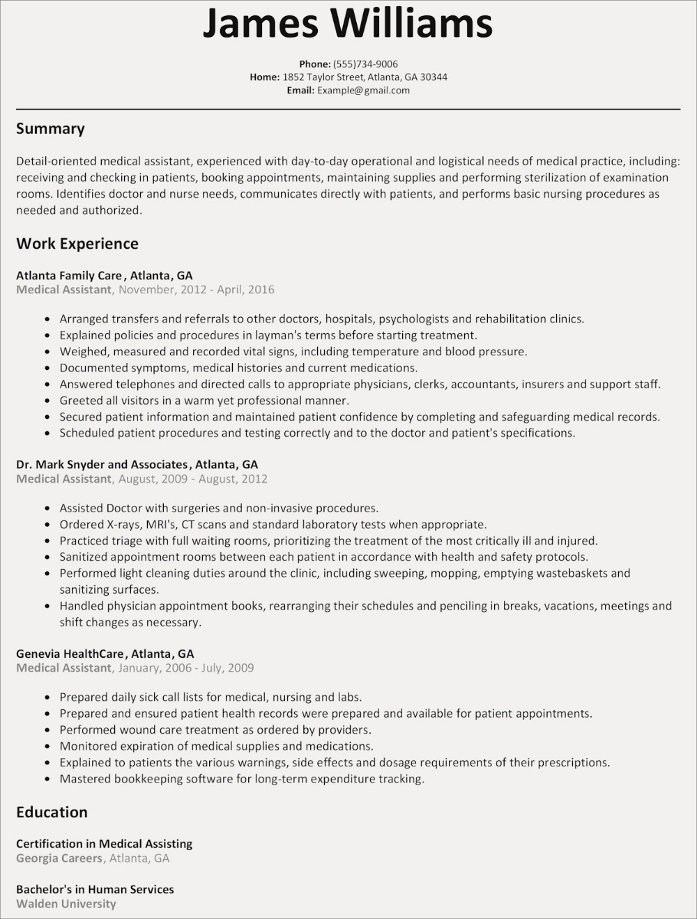 Cosmetologist Resume Example Cosmetologist Resume Examples Newly Licensed Cosmetolo Medical Assistant Resume Resume Summary Examples Resume Template Examples