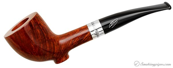 Savinelli 135th Anniversary Natural Cutty with Pipe Stand