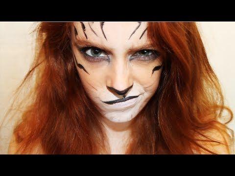 Tiger Makeup Tutorial (The You Generation)