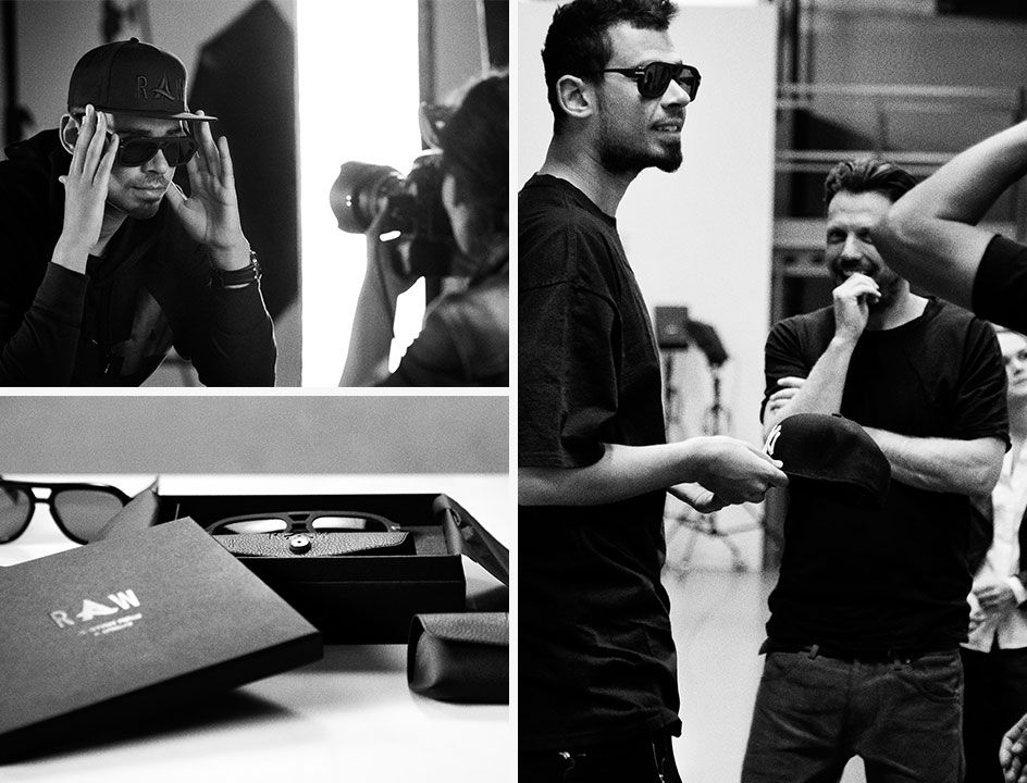 7ac2a89360cee5 G-Star RAW x Afrojack. Two capsule collections and a pair of limited  edition sunglasses later