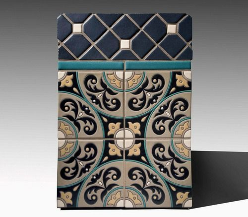 Decorative Spanish Tiles Gorgeous Spanish Decorative Tiles  Cuerda Seca Decorative Tiles  Fireclay Review