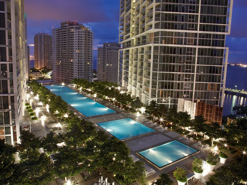 Rooftop Hotel Pools With Amazing Views Miami Hotels Hotel Swimming Pool Hotel Pool