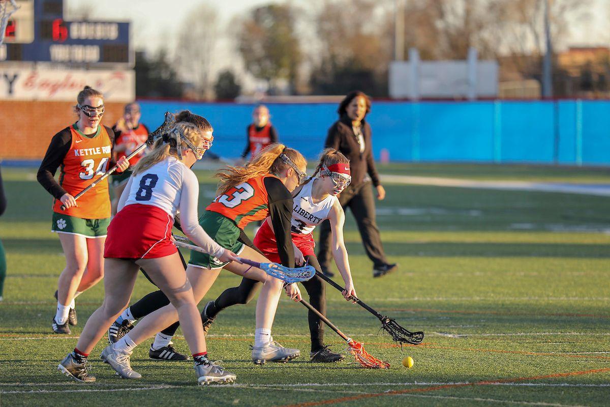Pin by Talon Yearbook on Girls Lacrosse 2019 Lacrosse