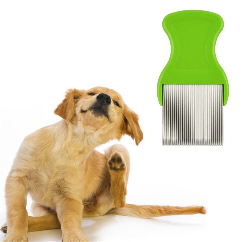 Dust Remover Steel Tooth Comb Pets