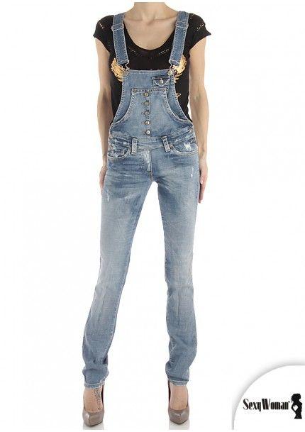 7b51b8eb4497  jeans jumpsuite Jeans Jumpsuit