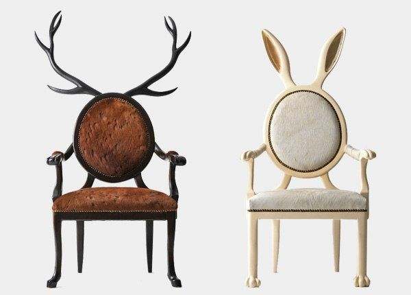 add personality to your chairs