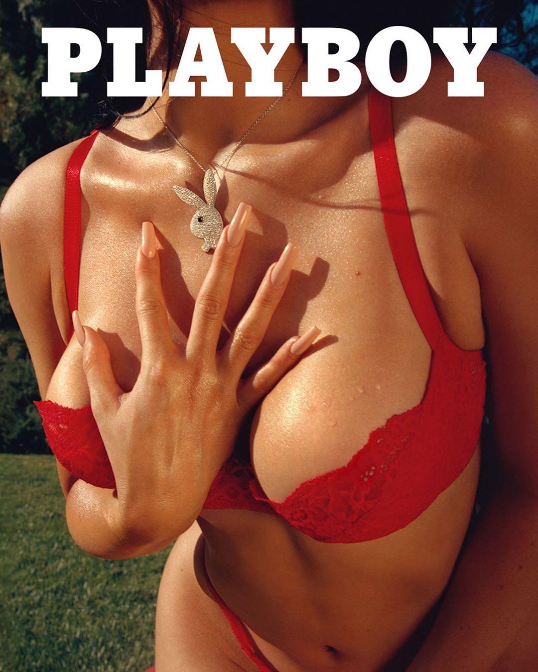 Кайли Дженнер для Playboy