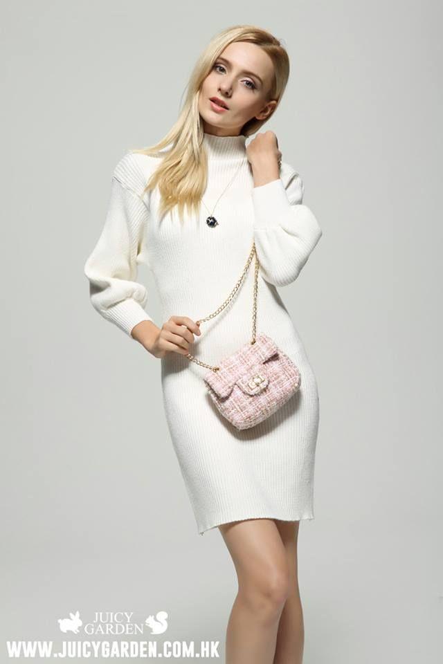 ((Hot Item!)))Tweed Mini Chain Shoulder bag http://www.juicygarden.com.hk/goods-626493.html Stay Juicy Always.* WHATSAPP/LINE/WECHAT +(852)5545 5205
