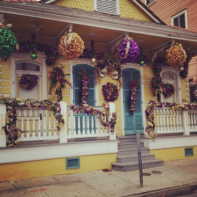Ready for #mardigras in #neworleans #nola