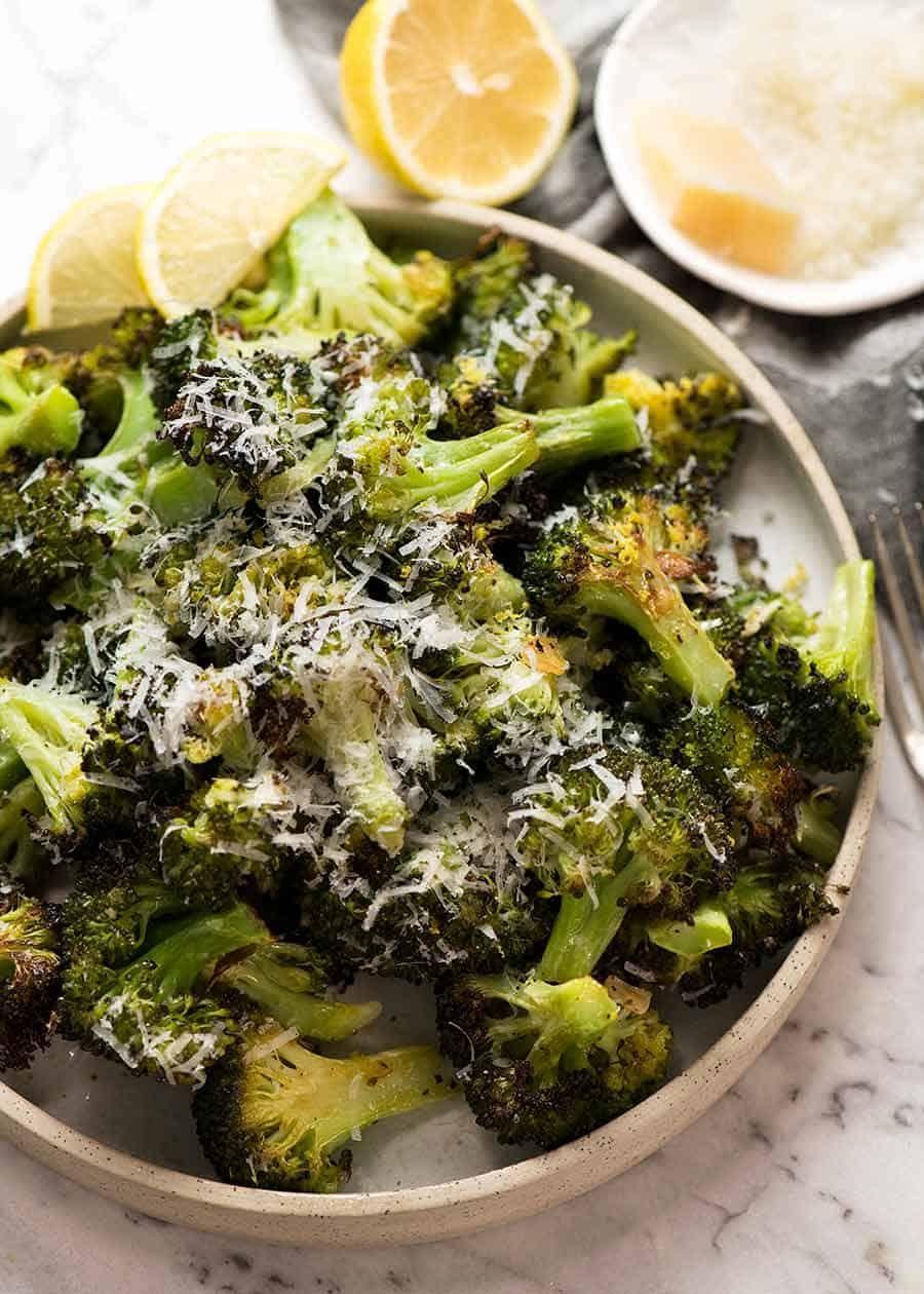 Magic Broccoli (Best roasted broccoli recipe ever!) -   21 yummy broccoli recipes ideas