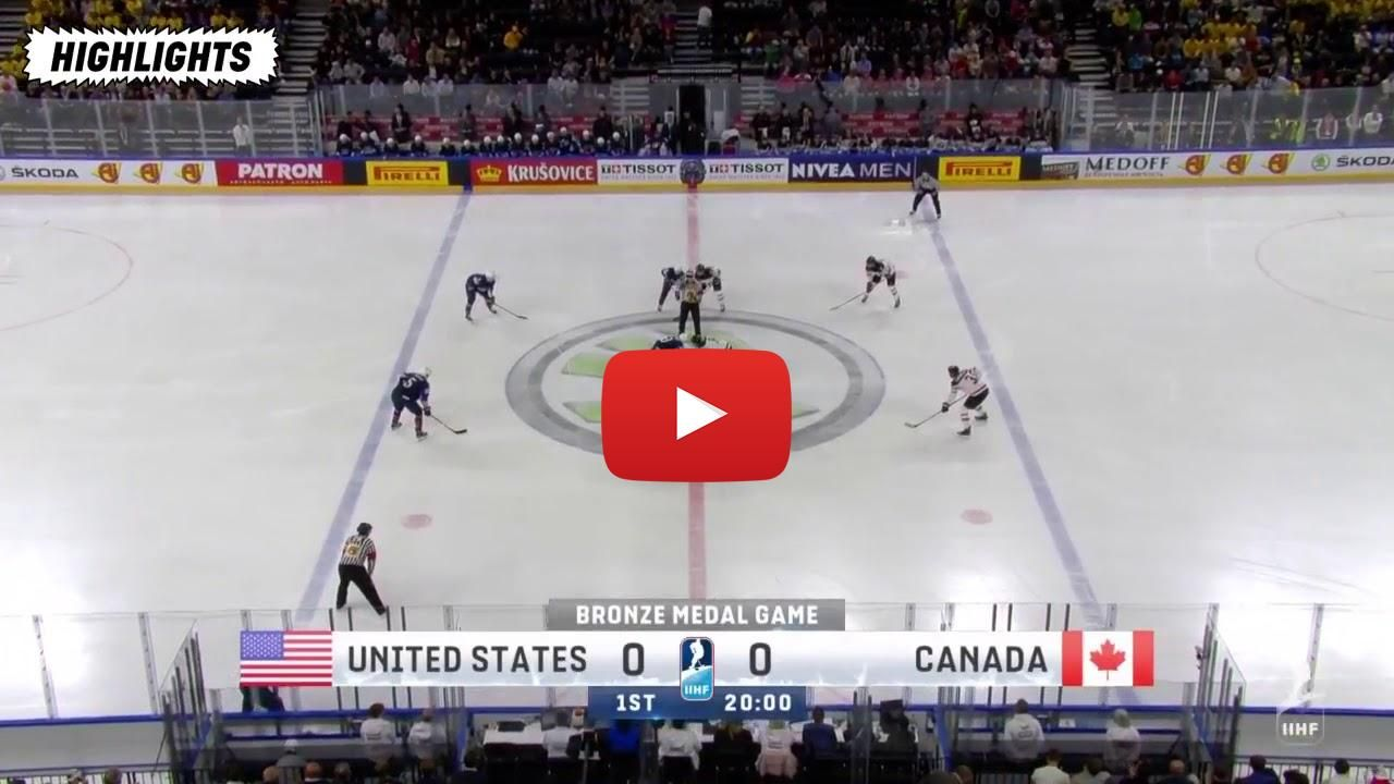 Bronze Medal Game Highlights United States Vs Canada May