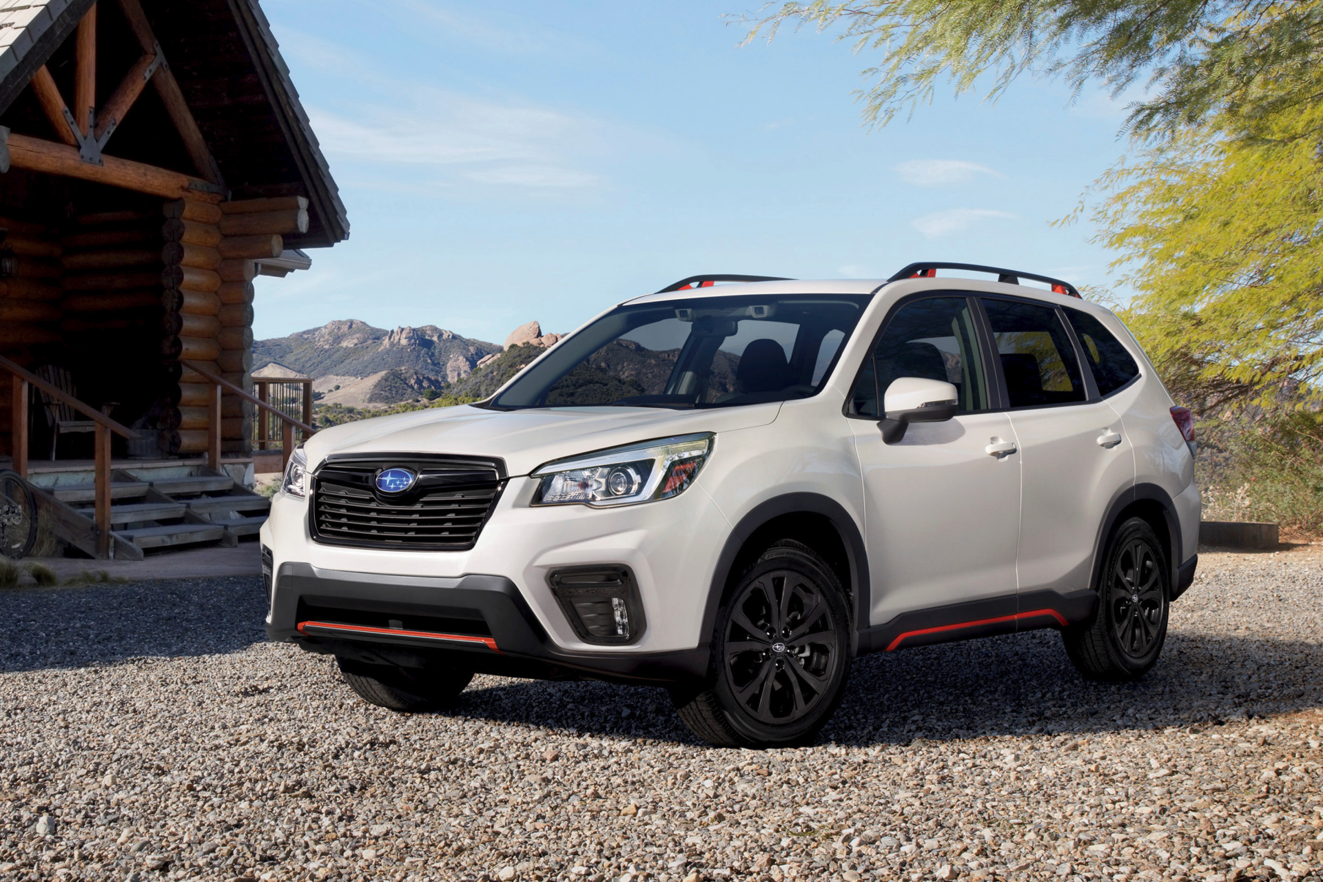 Edmunds Compares Toyota 4runner And Subaru Forester Subaru Forester Subaru Sport Subaru